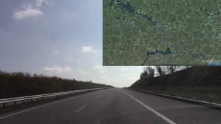 Автопутешествие  из Мариуполя во Львов и обратно.
