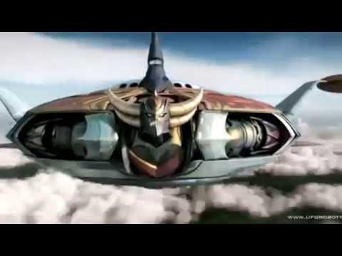 Goldrake UFO Robot (Grendizer) Movie CGI intro Go Nagai