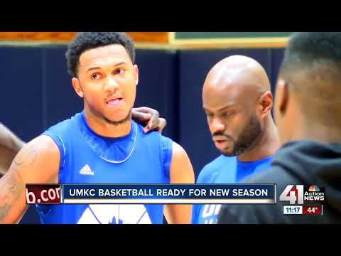 UMKC basketball ready for new season