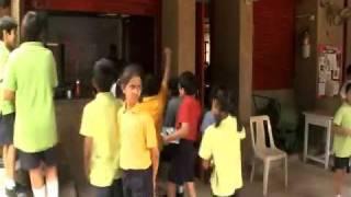 Canteen time, The Shri Ram School