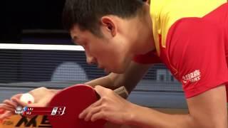 【スーパーラリー】オーストラリアOP 男子シングルス決勝 LIU Dingshuo vs 許キン