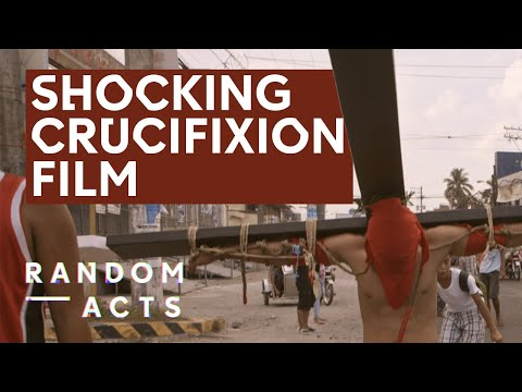 Gruesome Crucifixion | Passion Play By Derek Howard | Short Film | Random Acts