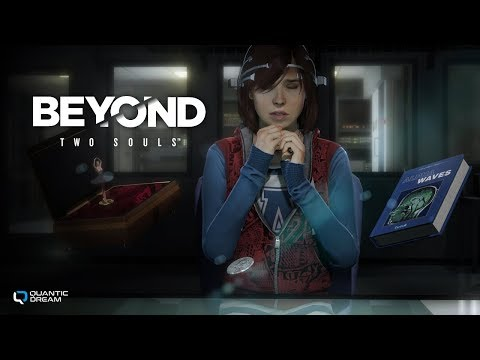 Beyond: Two Souls - PC Launch Trailer [FR]