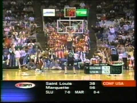 2000 7 - Duke Blue Devils At Virginia Cavaliers - 2000 7
