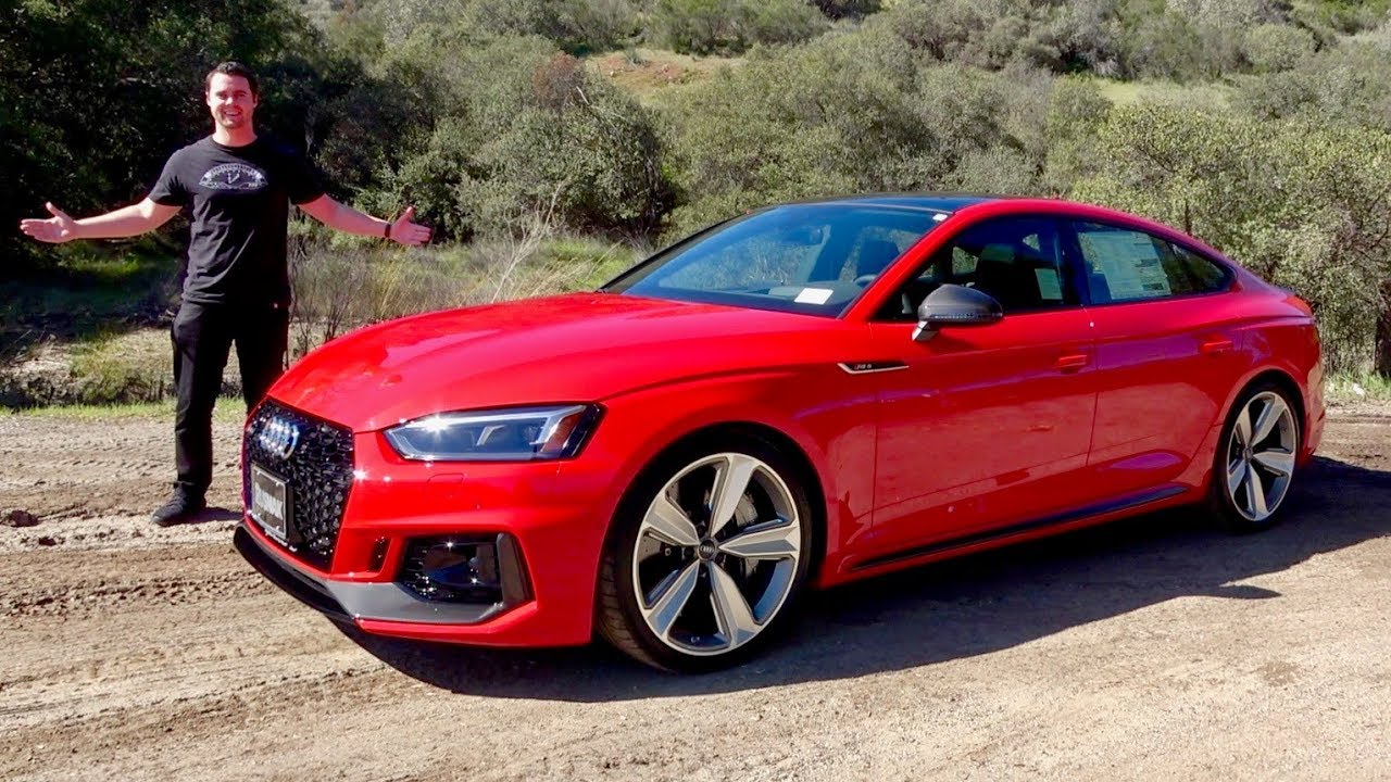 2019 audi rs5 review - better than an m3