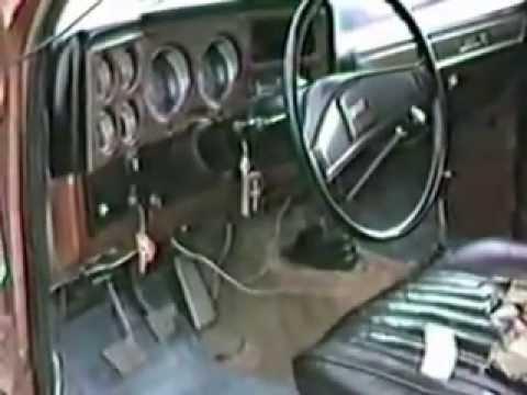 Valmond, Mon vieux Truck GMC Jimmy, Paquetville , NB  Juin 1983