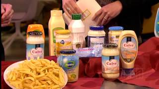 Test: mayonaise