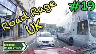 UK Bad Drivers, Road Rage, Crash Compilation #19 [2016]