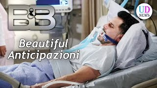 Anticipazioni Beautiful, puntate americane: Bill Spencer in coma!