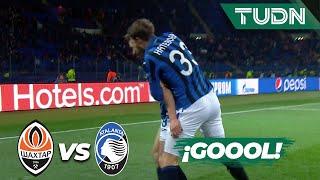 ¡Gol y Atalanta está en Octavos! | Shaktar 0 - 3 Atalanta | Champions League - J 6 - Grupo C | TUDN