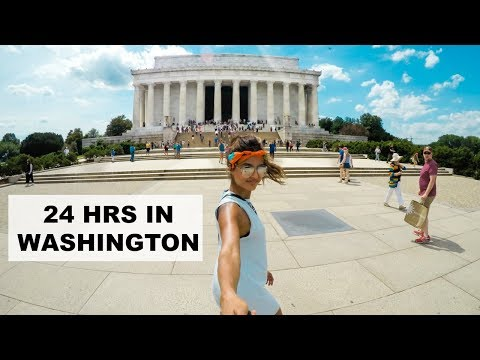 24 HOURS IN WASHINGTON D.C