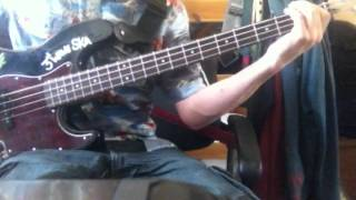 Terminal Preppie Bass Cover Dead Kennedy
