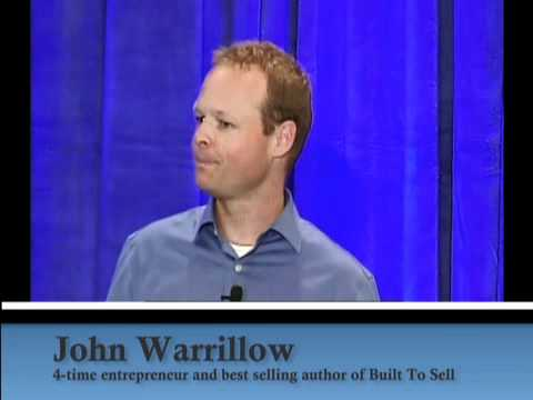 Warrillow sell john to built pdf