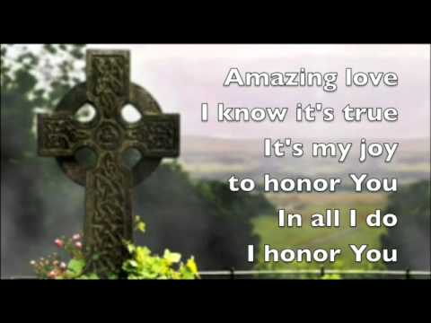 Amazing Love - Instrumental - Praise & Worship