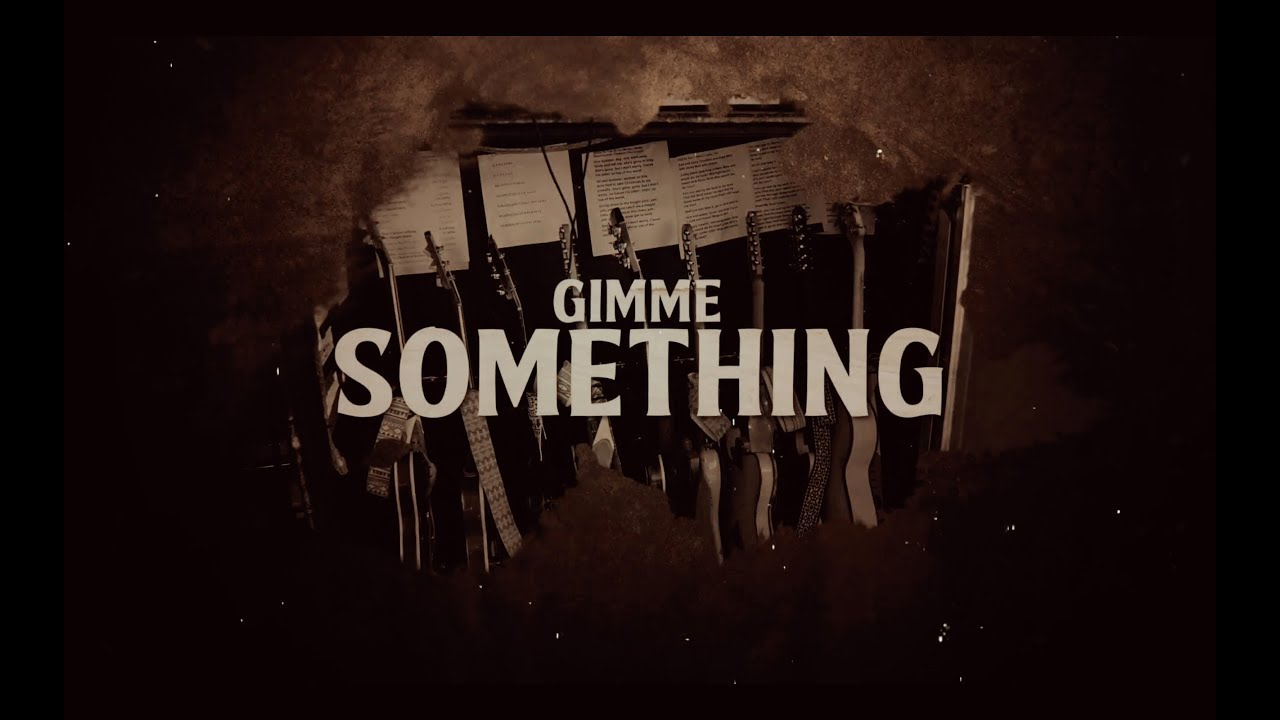 """The Magpie Salute ~ """"Gimme Something"""""""