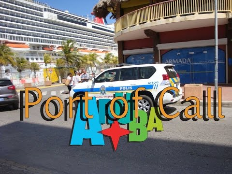 Carnival Cruise BREEZE.Port to CALL ARUBA. 8 Days Southern Caribbean