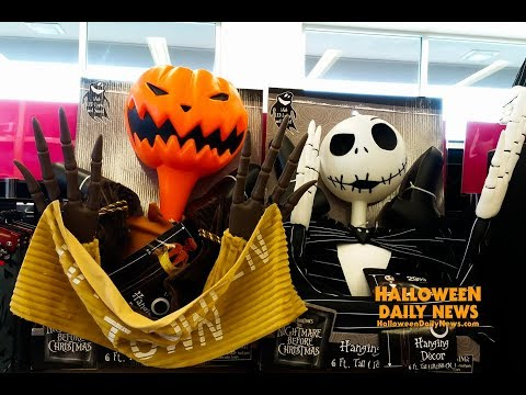 halloween nightmare before christmas at walgreens