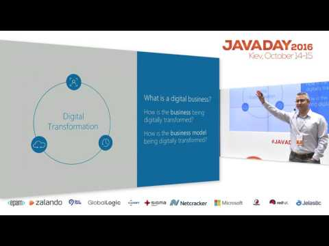 JavaDay Kyiv 2016: Using Advanced Analytics in Decision Making Process (Cem Kubilay)