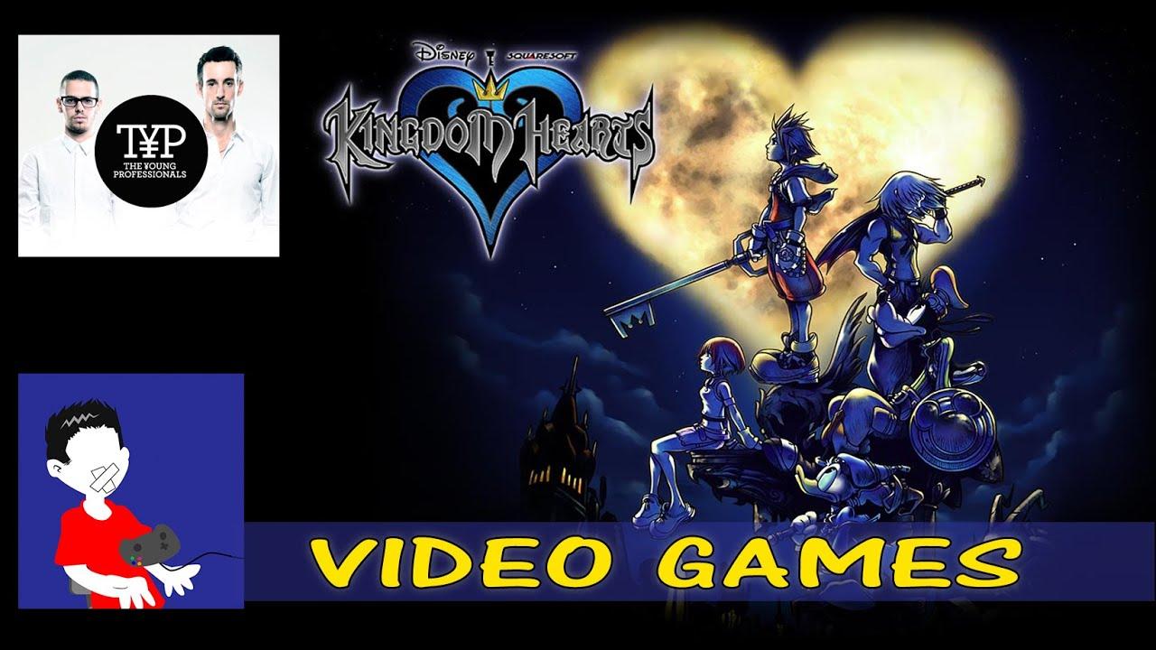 Kingdom Hearts Video Games Youtube