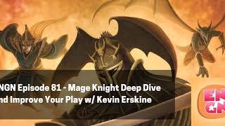 Episode 81 - Mage Knight Deep Dive and Improve Your Play