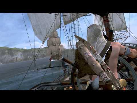 Assassin's Creed 3 - La Tiranía del Rey Washington -- Tráiler Oficial La Redención [ES]