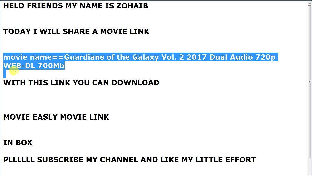 guardians of the galaxy dual audio hindi 720p kickass