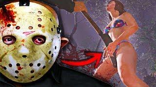 生でギリギリアウトな放送!Friday the 13th: The Game