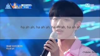 [Lyrics Video - HAN|ROM|ENG] Produce101– Always