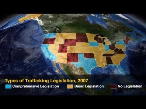 Not In My Backyard: Undetected Human Trafficking in the United States