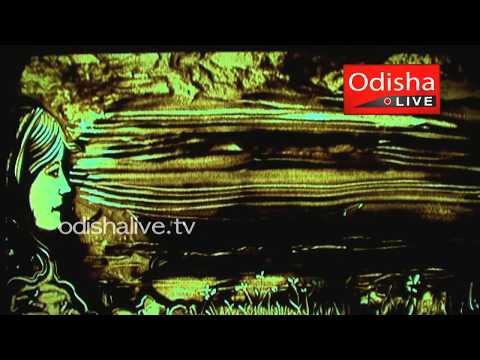 Sand Animation - Sudarsan Patnaik - Jaare Bhasi bhasi Jaa... - HD