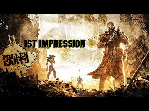 Fallen Earth | 1st Impression