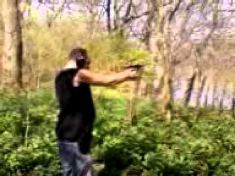 shooting my ruger sr 40 cal