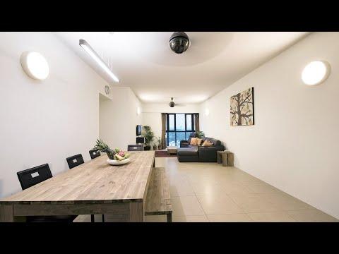 Kuala Lumpur Apartment Rental, 4-bedrooms