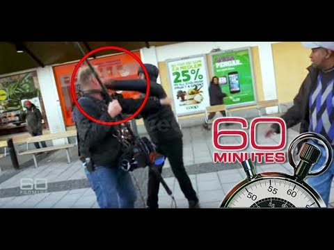 60 Minutes on Sweden's 55 Muslim No Go Zones, Media Attacks & Immigration Crisis