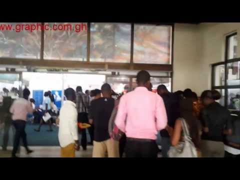 UK Universities hold Education Fair in Accra