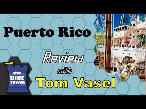Puerto Rico Review - with Tom Vasel