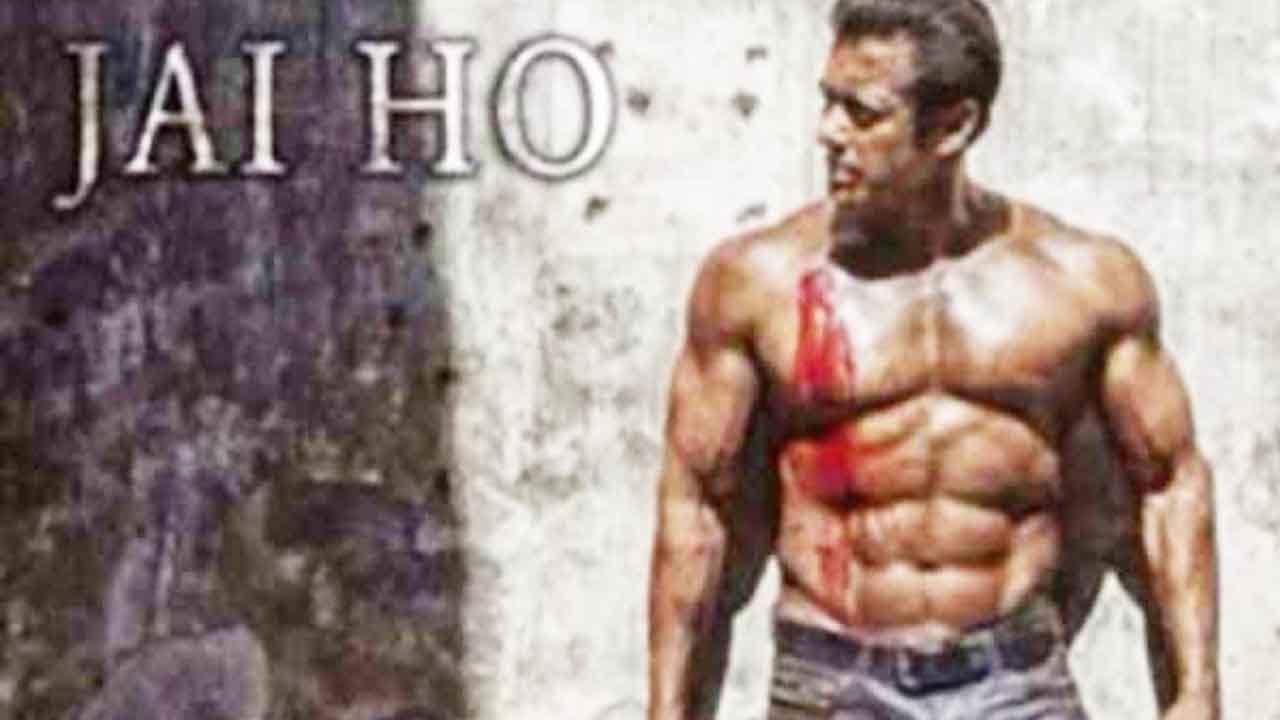 Sahil Khan Body Photo: Salman Khan Shows Off His Abs
