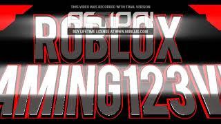 lam intro tang cho Roblox Gaming123VN
