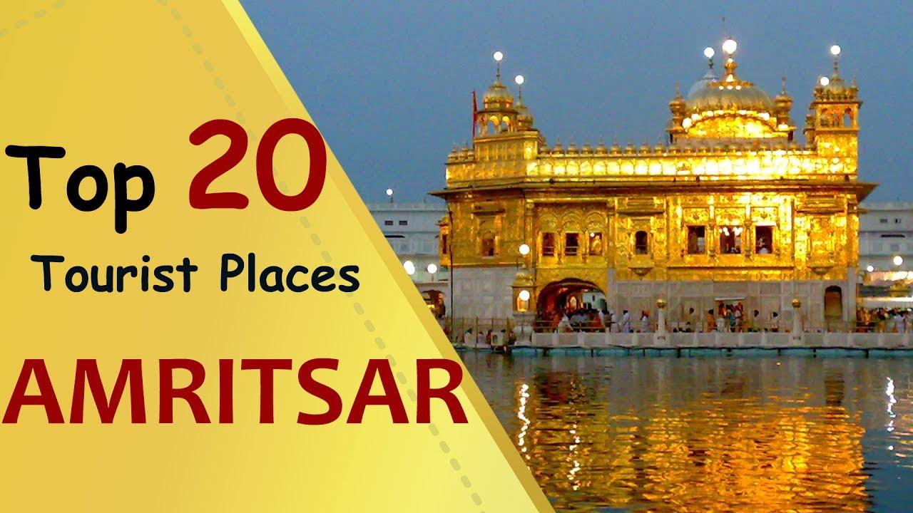 """AMRITSAR"" Top 20 Tourist Places | Amritsar Tourism - YouTube"