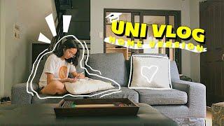 🌟 UNI VLOG (home quarantine ver.) 🌟 thumbnail