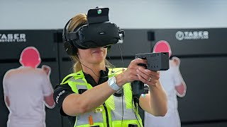 Virtual Reality Training For The Emergency Services - BBC Click