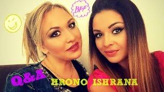 Q&A O HRONO ISHRANI | 1. DEO