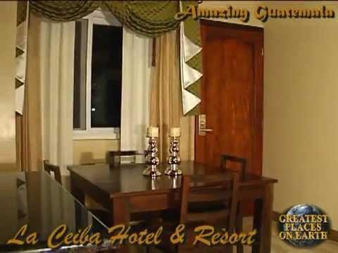 La Ceiba Hotel & Resort in Guatemala