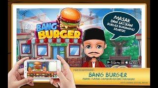 Bang Burger - Abang Tukang Hamburger Koki Memasak Game Mobile Android