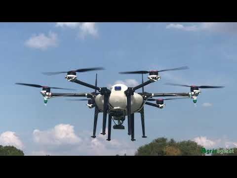 Drónbemutató Bábolnán