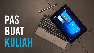 tablet MURAH Rasa SURFACE! - Review Asus Transformer Mini T102!