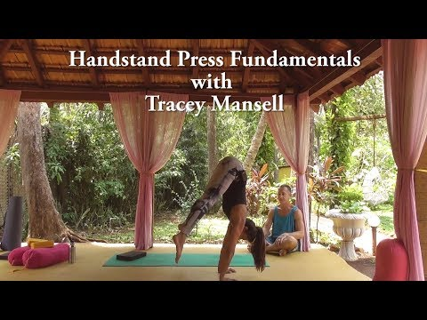 Handstand Press Fundamentals- Episode 1