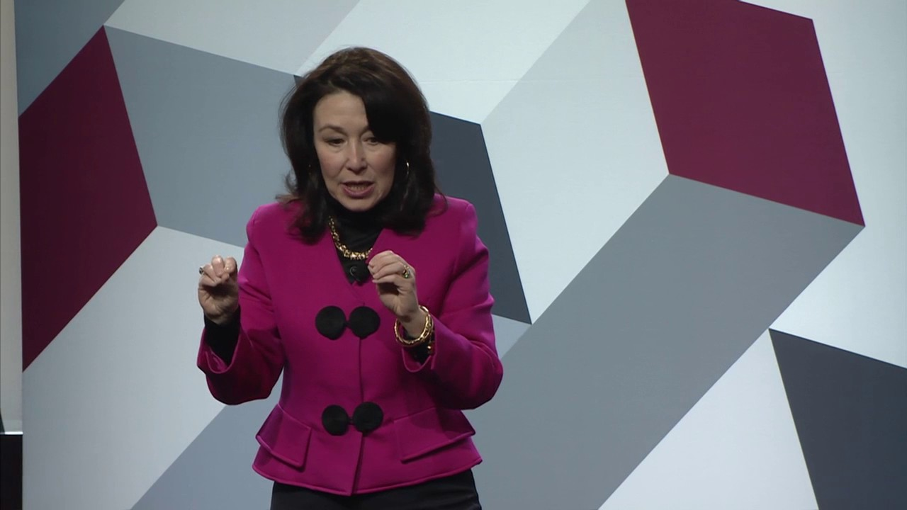 Highlights from Oracle CEO Safra Catz's keynote - YouTube