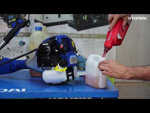 Puesta En Marcha Desbrozadora Hyundai thumbnail