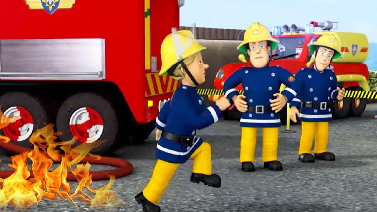 Sam le pompier francais 2017 air sauve pisodes hd 40 minutes dessin anim youtube - Sam le pompier dessin anime en francais ...